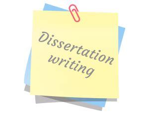 Dissertation report on hr